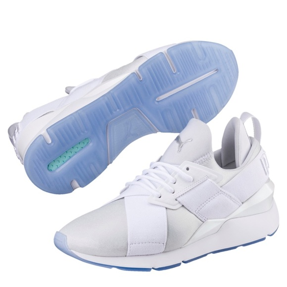 PUMA Muse Ice Sneakers NWT